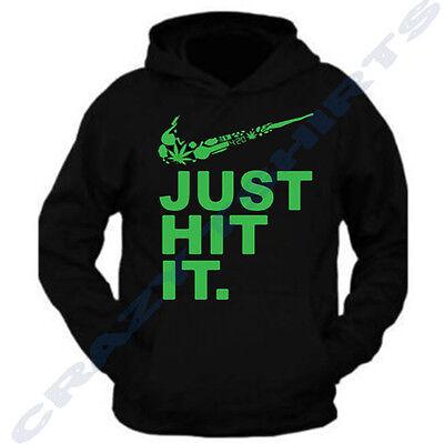 NEW Funny Nike Swoosh Sweatshirt Hoodie Sizes Tee Small Medium Large XL 2XL