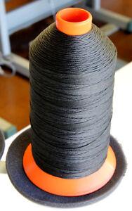 New American & Efird 5 Cord Gov. Spec. T-350 Bonded Nylon Thread /Weather Color