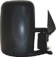 MERCEDES SPRINTER 95-06 noir manuel conducteur aile miroir complet  </span>