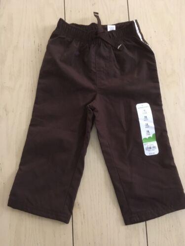 Jumping Beans Baby Boys Track Pants Sz 18m Nwt