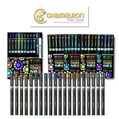 Chameleon Color Tone Permanent Alcohol Ink Pens Colour Changing Markers