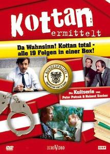 4-DVDs-KOTTAN-ERMITTELT-KOMPLETT-BOX-NEU-OVP