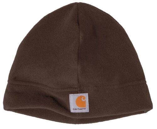 Carhartt Fleece Beanie Knit Men/'s Stocking Cap Warm Winter Hat Authentic