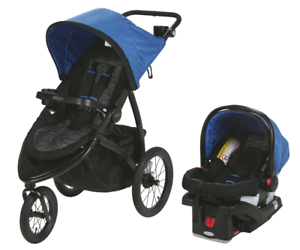 Graco Roadmaster Jogger Travel System Stroller Car Seat ...