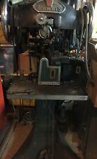 Shoe Repair Machine Equipment Landis G Curved Shoeboots Stitcher