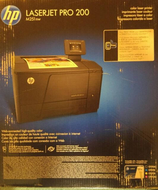 COMPLETELY REMANUFACTURED CF147A HP LaserJet M251NW M251 Laser Printer
