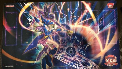 Yu-Gi-Oh Dark Burning Magic Playmat Official YCS Japan Limited KONAMI F//S New
