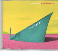 (EK762) Powderfinger, On My Mind - 2003 DJ CD