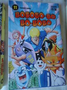 NUEVO-Bobobo-Bo-Bo-bobo-Vol-11-SAWAI-Yoshio-SAKKA-MANGA-EO-libro-RARO