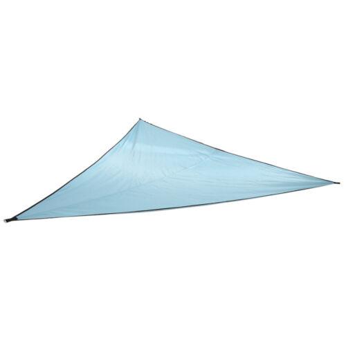 Outdoor Waterproof Camping Triangle Tent Rain Fly Tarp Sunshade Sun Shelter