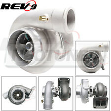 Rev9 TX-66-62 Turbo Turbocharger 70 a/r T4 divided flange 3 in. v band exhaust