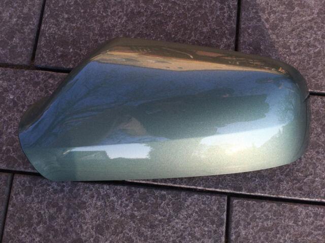 Spiegelkappe Spiegelabdeckung Opel Astra links grün metallic