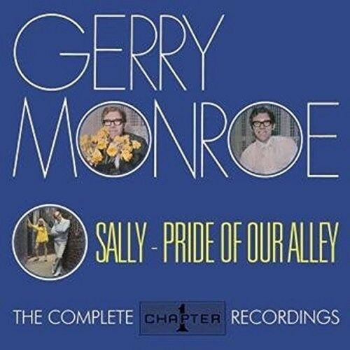 Gerry Monroe - Sally - Pride Of Our Alley: Complete Chapter One [New CD] UK - Im