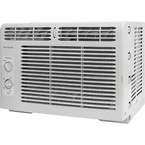 Mini Window Mounted Split 2 Way Cover Air Conditioner Unit Wall Room 115V Kit