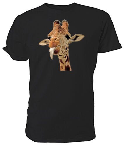 Cheeky Girafe T SHIRT-choix de taille et couleurs.