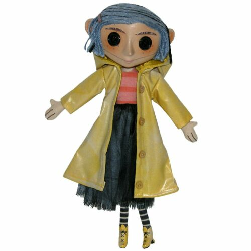 Neca Coraline Bambola Figura 10 POLLICI-NUOVO