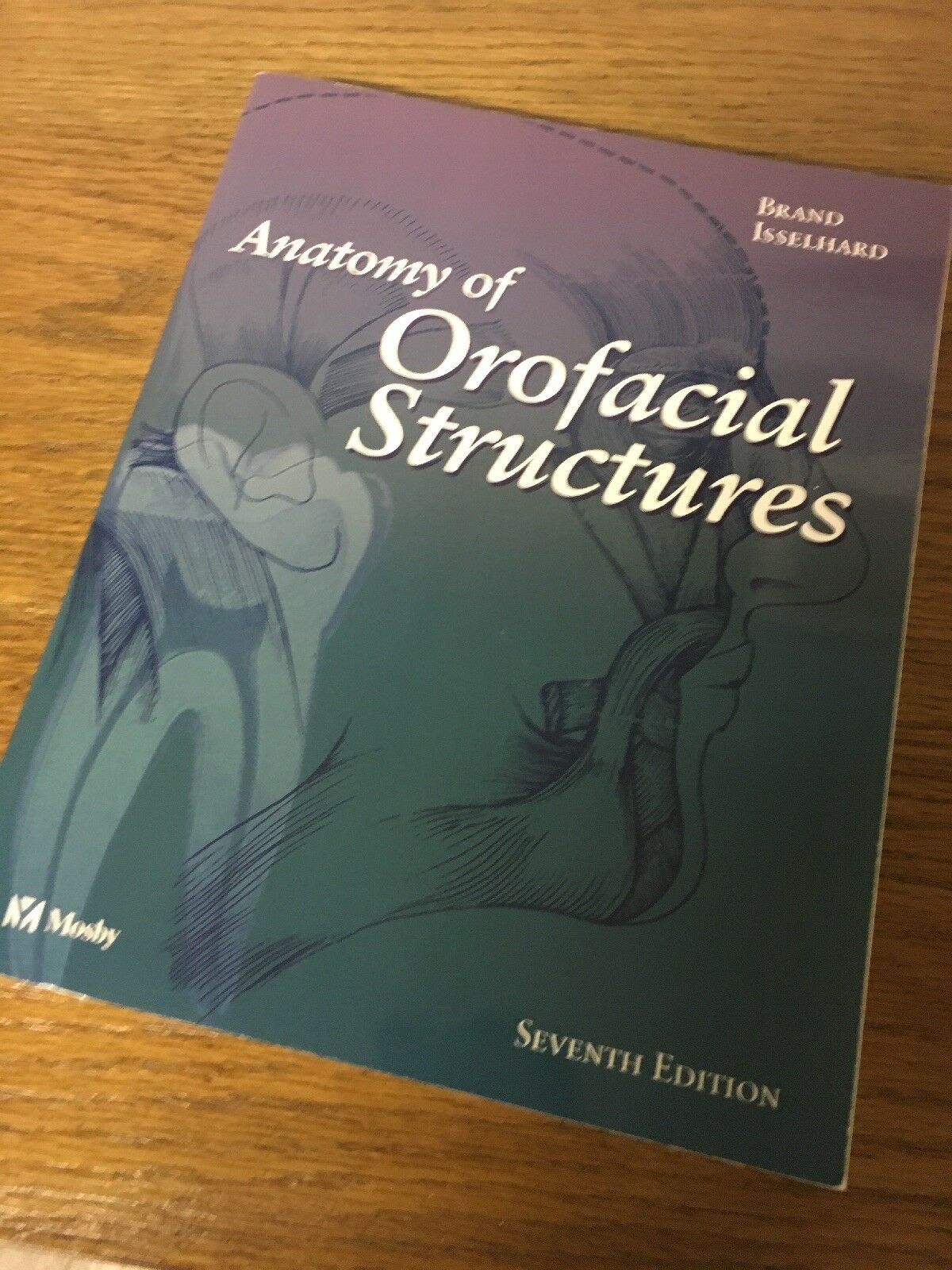 Anatomy Of Orofacial Structures By Donald E Isselhard And Richard W