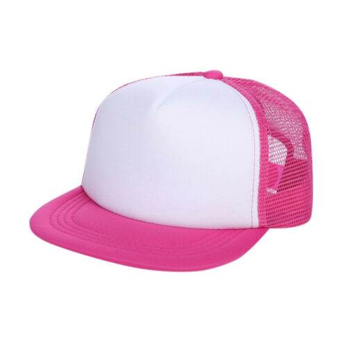 Summer Baby Hat Cap Children Breathable Hat Solid Kids Hat Boy Girls Hats Caps