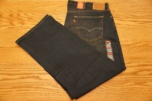 NWT-MEN-039-S-LEVI-JEANS-559-Multiple-Sizes-Relaxed-Straight-Leg-Stretch