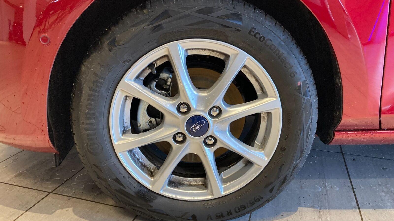 Ford Fiesta 1,5 TDCi 85 Titanium - billede 6