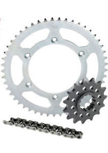 HONDA-CRF150R-CHAIN-AND-SPROCKET-KIT-SM-WHL-2007-2016-15T-FRONT-50T-REAR-STEEL