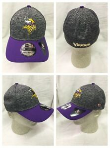 NFL Minnesota Vikings 2016 New Era 39Thirty OFFICIAL Draft Day Cap ... 2ab10b61e67