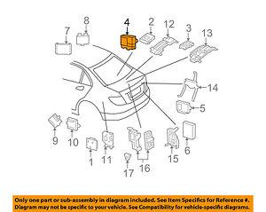 Details about MERCEDES OEM 12-14 ML350-Fuel Pump Controller 0009003101