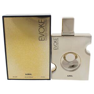 Evoke Gold Edition by Ajmal for Men - 3 oz EDP Spray