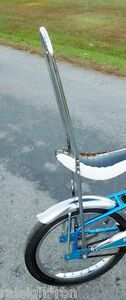 1-Sissy-Bar-42-034-Tall-Bicycle-Strut-for-Vintage-Murray-Banana-Seat-Muscle-Bike
