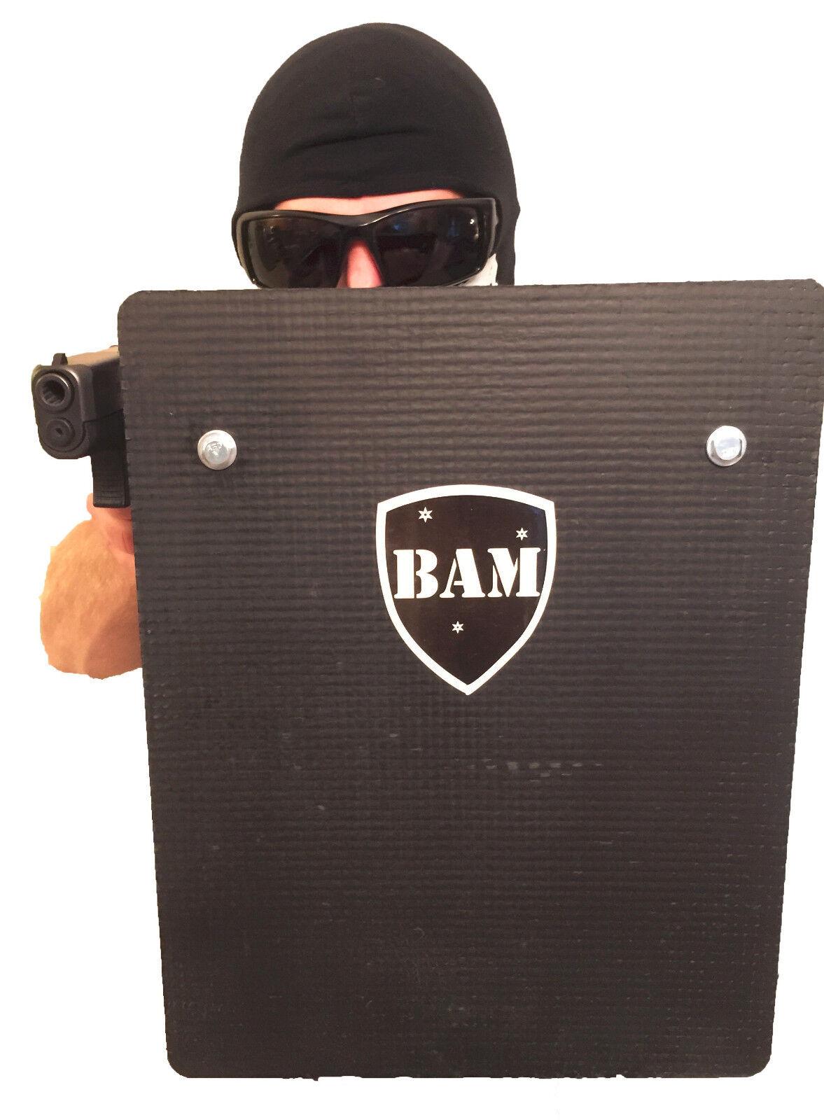 BALISTISK SHIELDVapen för skottsäker kropp – nivå III L3 12x14 STOPS.556.308