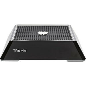 How do you hook up a tivo mini