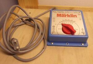 Marklin-h0-37540-Transformateur-transformateur-Transformer-fahrpult-10-VA-220-V-AC-examine