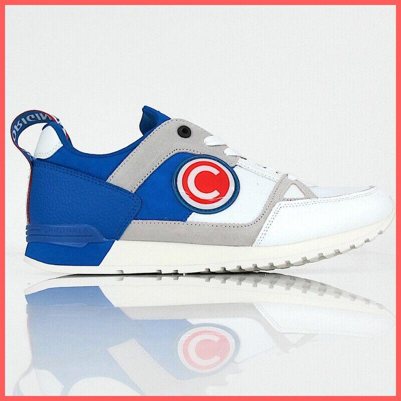 COLMAR ORIGINALS chaussures hommes SUPREME MACRO O. PAR O.200 coul. BLEU été