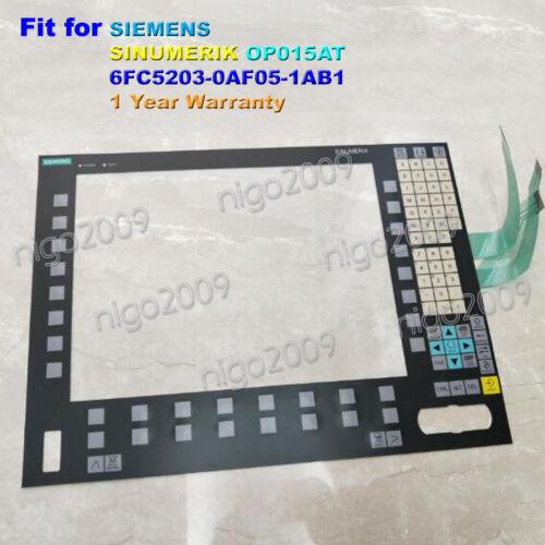 Membrane Clavier Pour Siemens Sinumerik OP015AT 6FC5203-0AF05-1AB1 Garantie 1 an