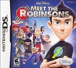 meet the robinsons nintendo ds 2007 ebay
