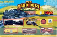 Bachmann The Yard Boss N Scale Electric Train Ready To Run RTR Set NEW Toys