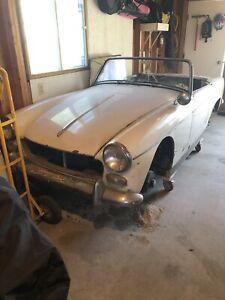 1961 MG Midget