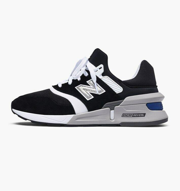 New Balance 997 Sport Black White Lifestyle Sneakers Men Running shoes MS997HGA