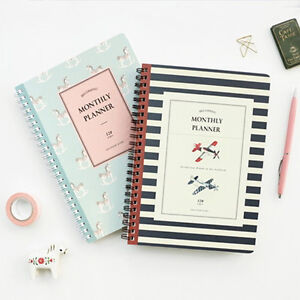 iconic becoming weekly planner diary scheduler book journal daily