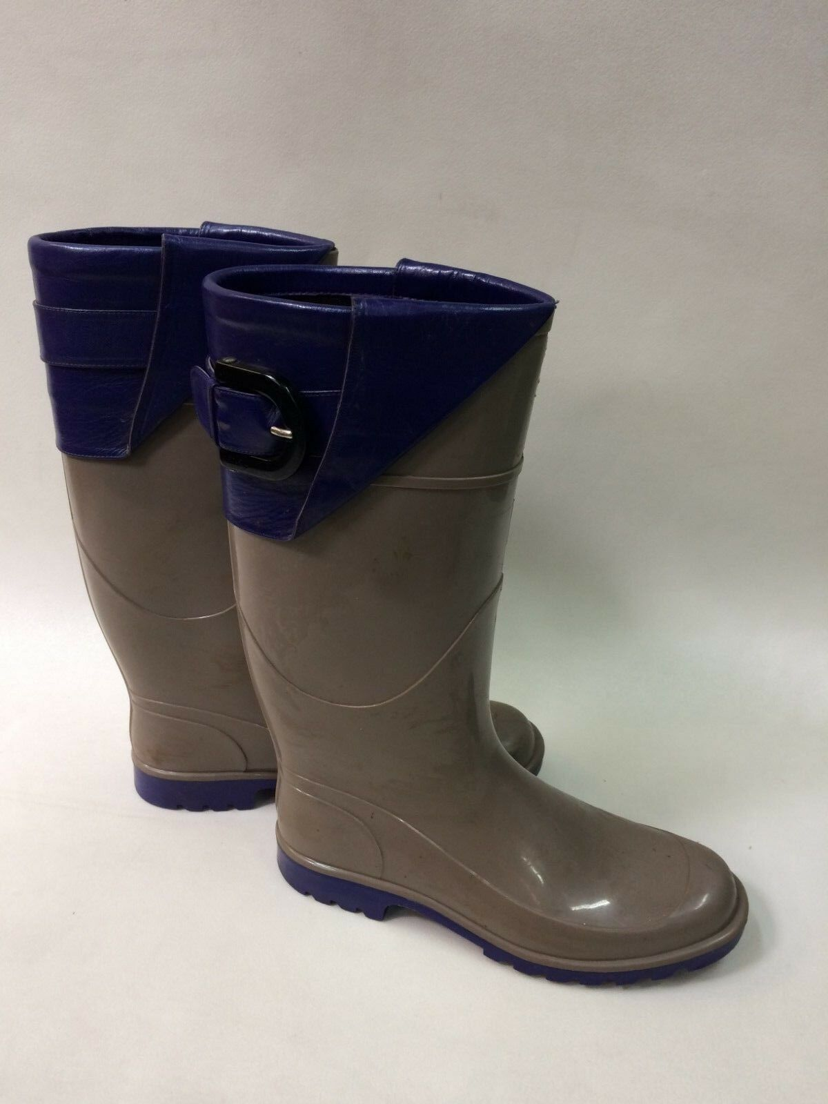 KENZO HOMME Wellies Wellington Made in Italy Taille 40 40 40 EU 9ad8f4