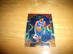 Isaiah Joe 2020-21 Panini Select Concourse Tri- Color #99 Rookie Basketball Card