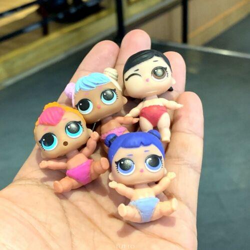 Lot 4 LOL Surprise Cosplay club dolls bon bon neom midnight Fanime Doll Toys