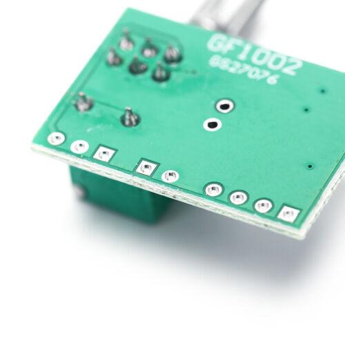 Mini PAM8403 Audio USB Power Amplifier Board DC5V 3W+3WDual Channel Amp ModuleYR
