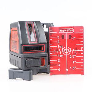 CE-Self-Leveling-Horizontal-Vertical-Cross-Line-Laser-Level-Meter-Leveler