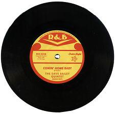 "DAVE BAILEY QUINTET  ""COMIN' HOME BABY - RADIO EDIT"" R&B / JAZZ CLASSIC  LISTEN!"