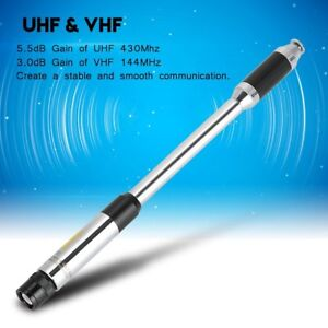Walkie-Talkie-Antenna-BNC-Male-Telescopic-Antenna-for-Two-way-Radio-Icom-IC-V8