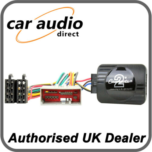 Connects2 CTSFO012.2 Stalk Adapter for Ford Fiesta MK6 / Fusion 2002 2005