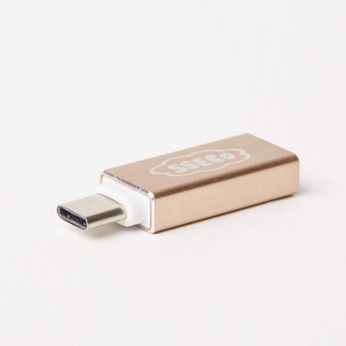 LOT USB C Adapter Hi-speed OTG USB Type C to USB-A 3.0 Converter Mac Chromebook