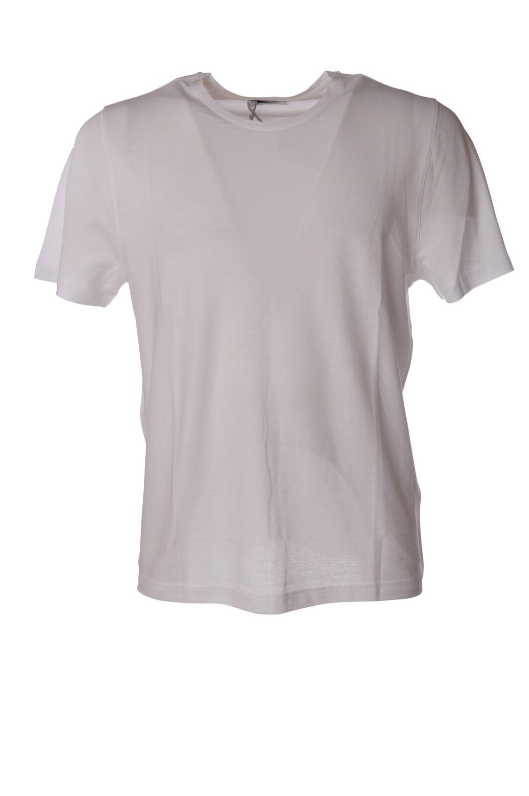 Heritage - Topwear-T-shirts - Man - White - 5221716D180741