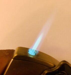 1-X-Limited-Edition-Jet-Flame-Gas-Cigarette-Lighter-Windproof-U-K-Seller